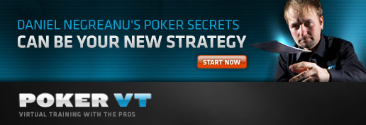 Improve your poker skills by training at Poker VT